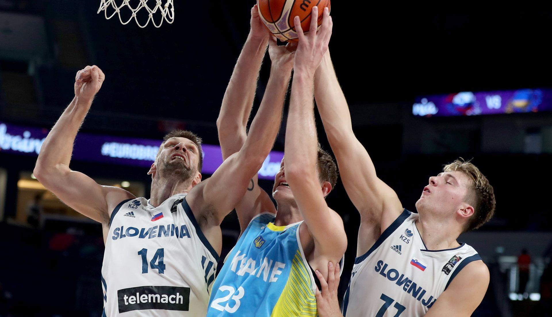 EUROBASKET Slovenija lakoćom u četvrtfinale
