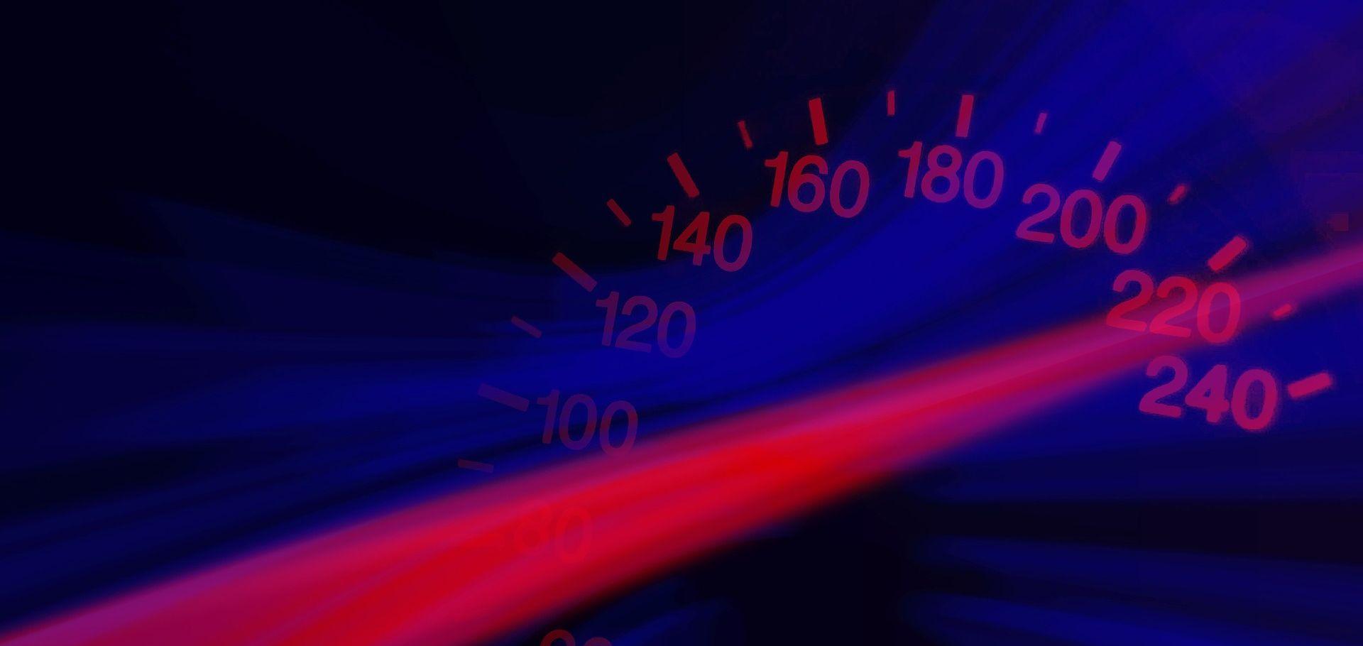 Hrvat među među prvim strancima kažnjenim u Srbiji zbog prebrze vožnje