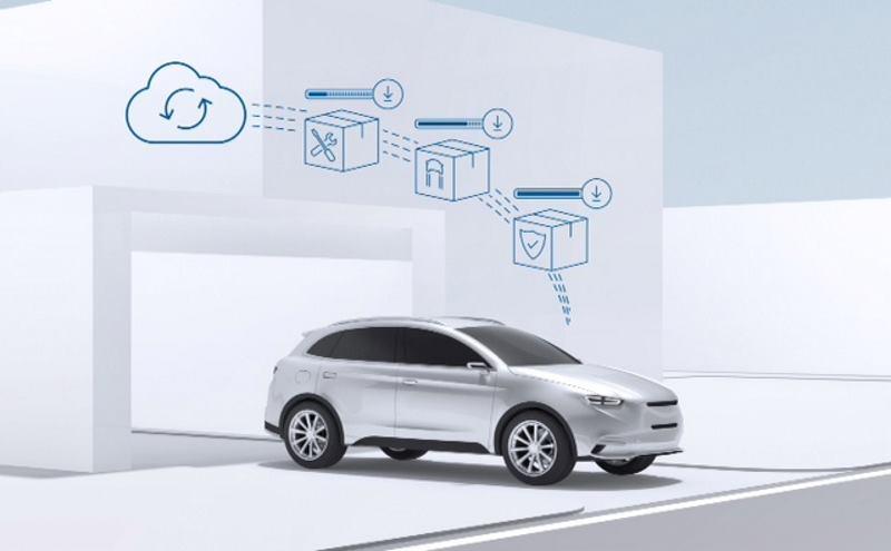 Bosch sigurno ažurira automobile bežičnim putem