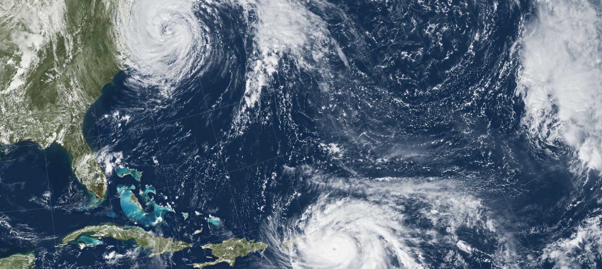 NAKON DJEVIČANSKIH OTOKA Uragan Maria obrušio se na Portoriko