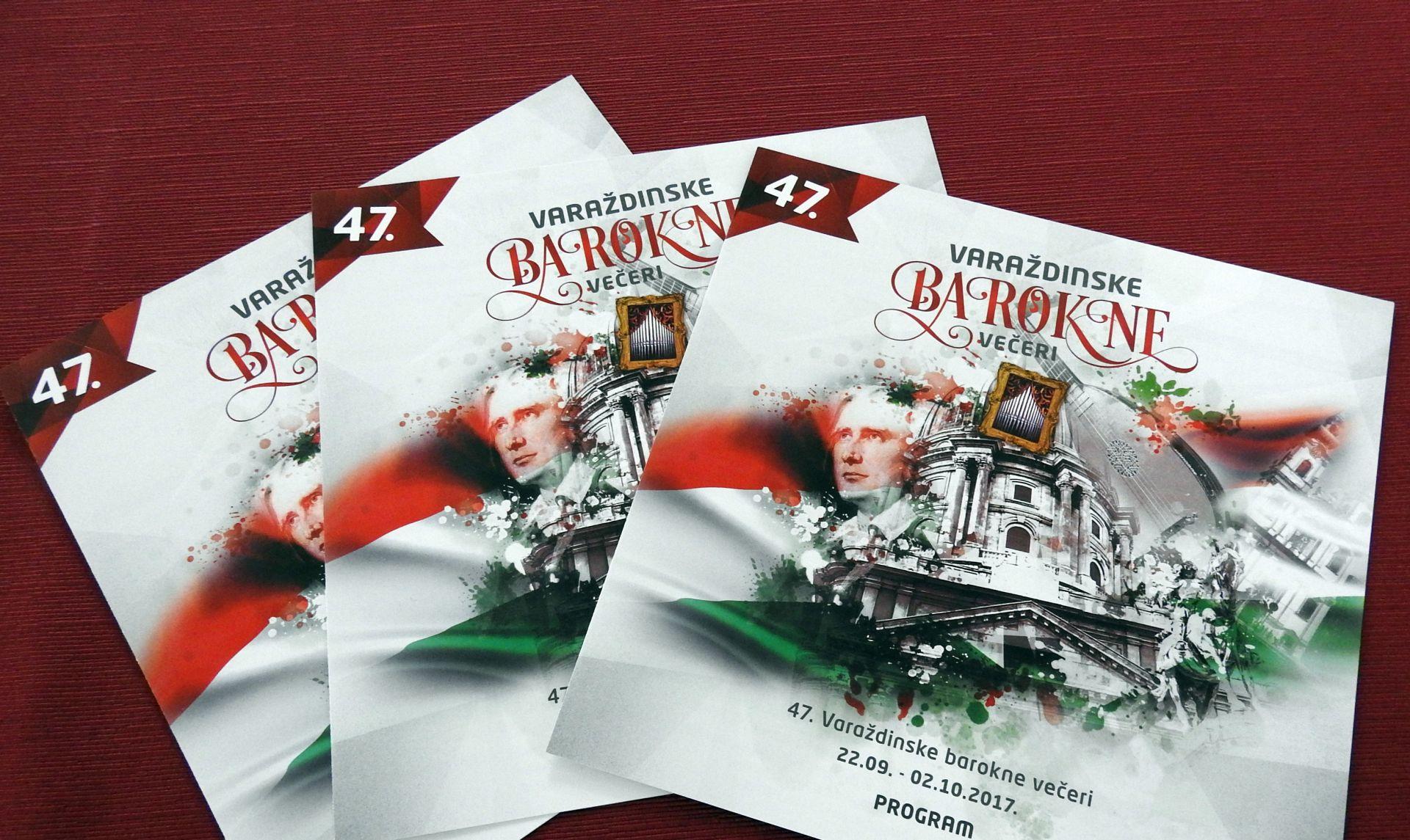Varaždinske barokne večeri 22. rujna otvaraju mađarski Zbor Purcell i Orkestar Orfej