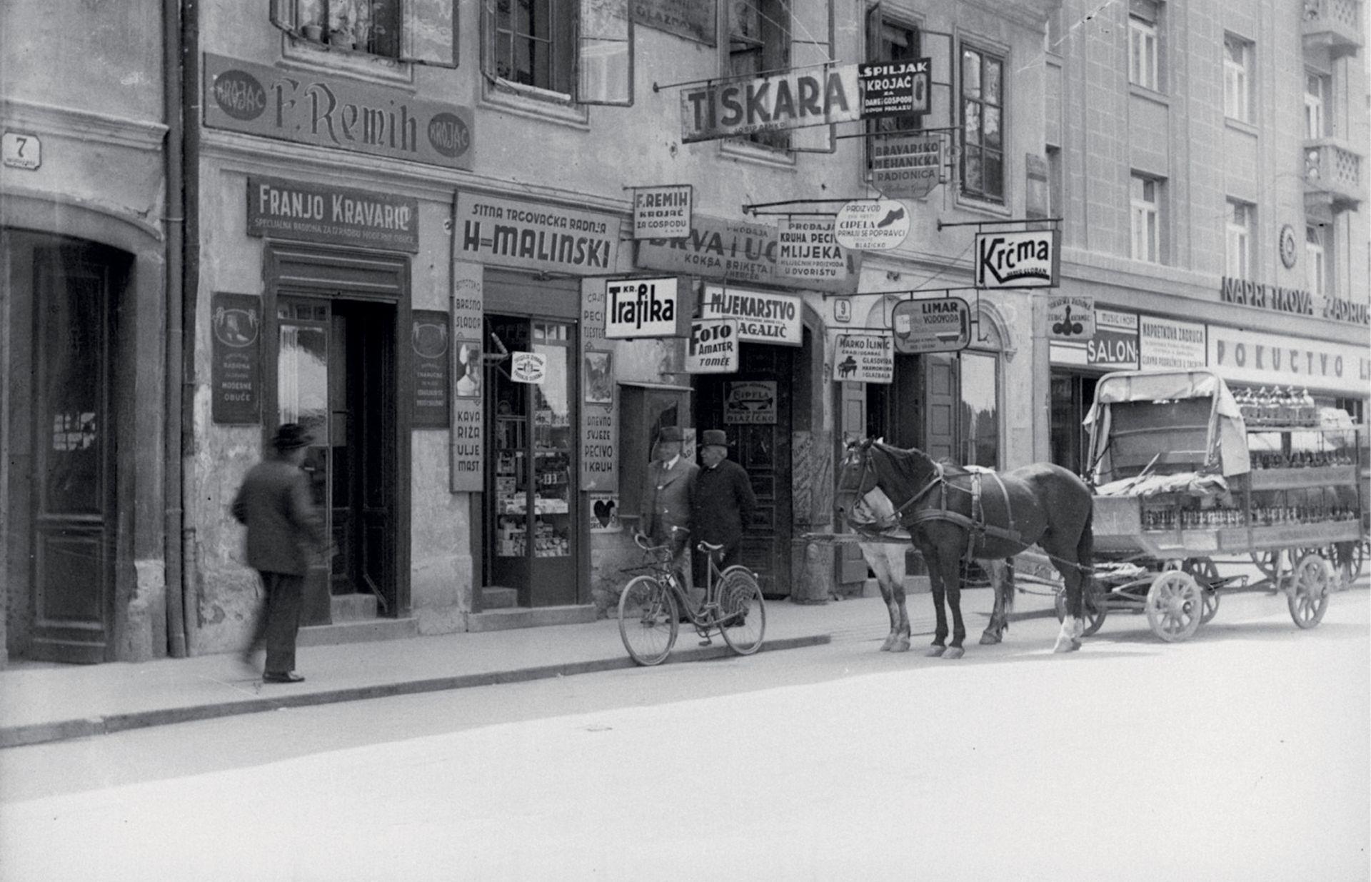 Zagreb 1930-ih: prpošno društvo i procvat kulture unatoč najavama rata