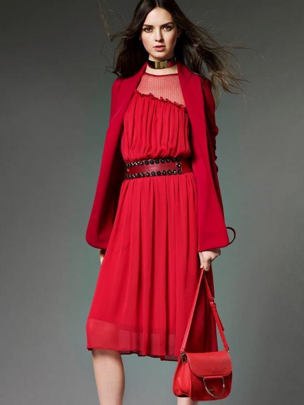 Romantične Liu Jo haljine za trendi jesen