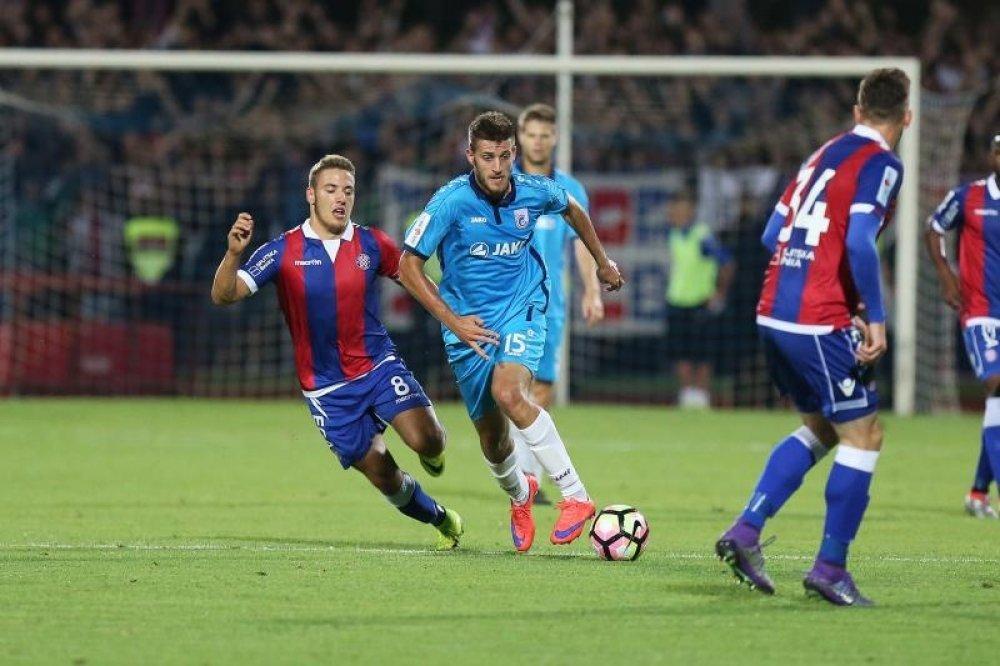 Hajduk pobijedio Cibaliju (2:1)