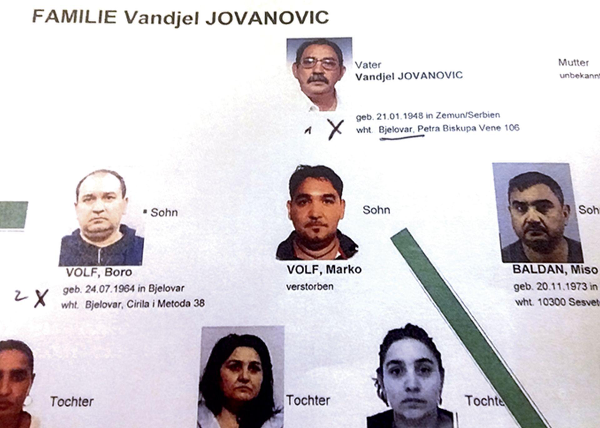 Hrvatska i njemačka policija u zajedničkom lovu na romski klan