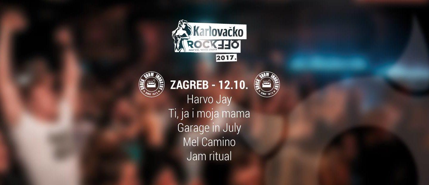 KARLOVAČKO ROCKOFF FESTIVAL Dva grupna koncerta u SSI Katran za odabir finalista