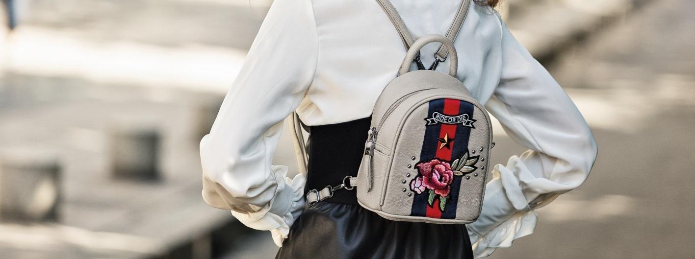 Mini ruksak u novoj Carpisa kolekciji torbi