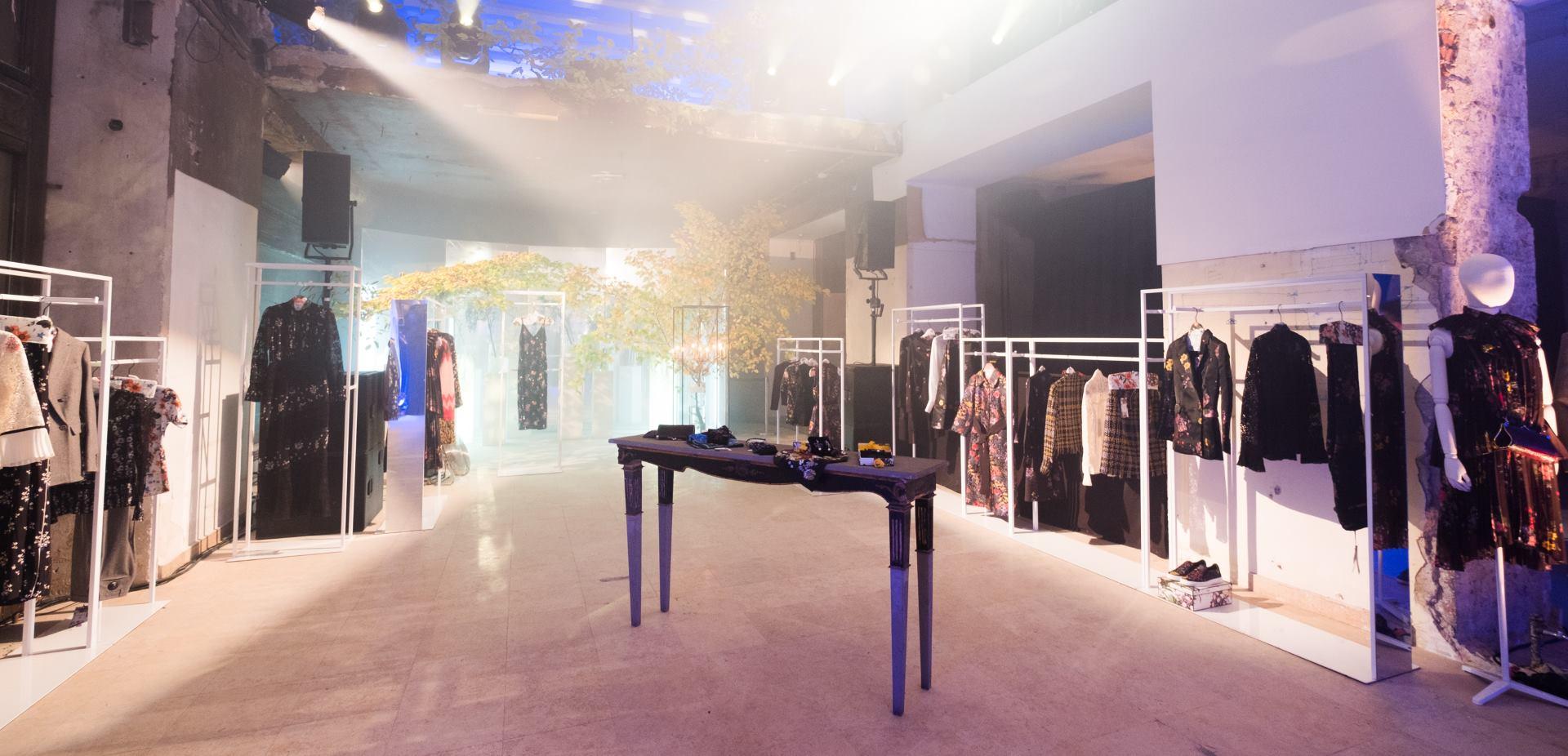 FOTO: Ekskluzivno predstavljena ERDEM X H&M kolekcija