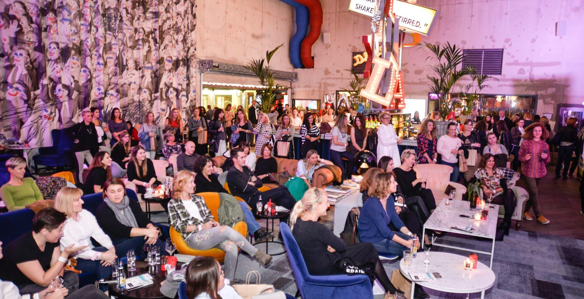 Više od 1 800 posjetiteljica uživalo na prvom Girls Weekendu