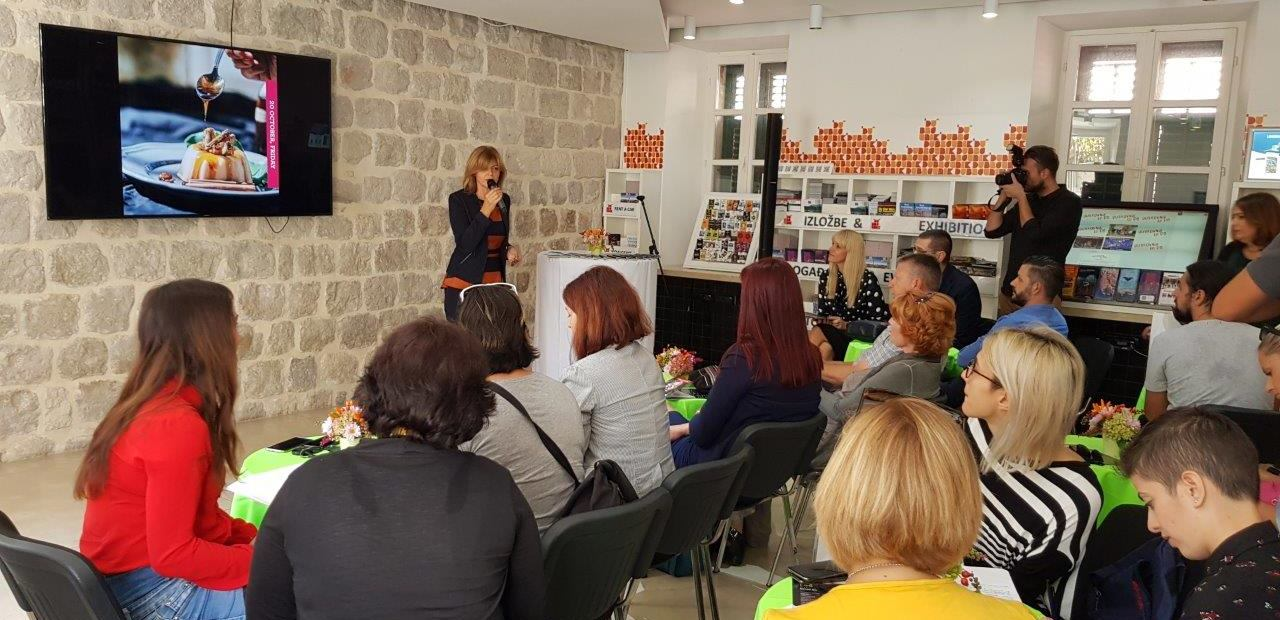 FOTO: Na konferenciji za medije predstavljen Good Food Festival Dubrovnik 2017