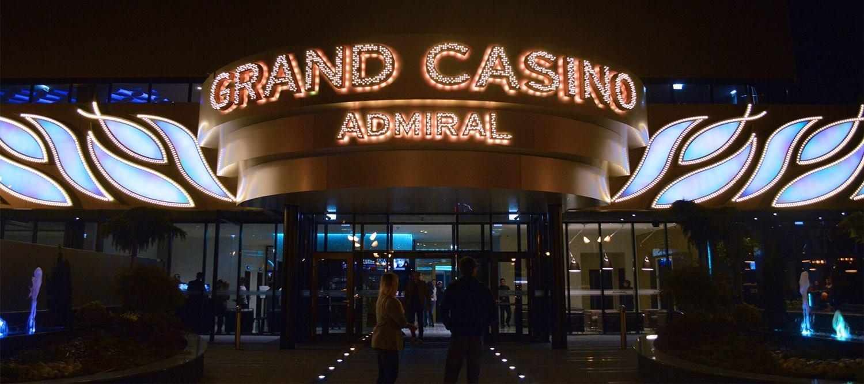 FOTO: GRAND CASINO ADMIRAL Spektakularno otvorenje najvećeg casina u Hrvatskoj