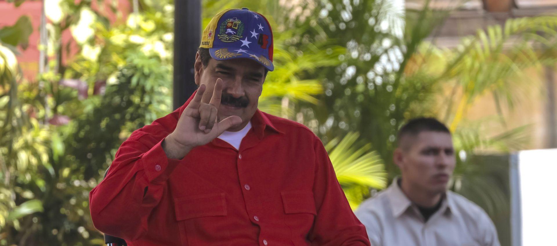 Trumpove sankcije osnažile podršku Maduru