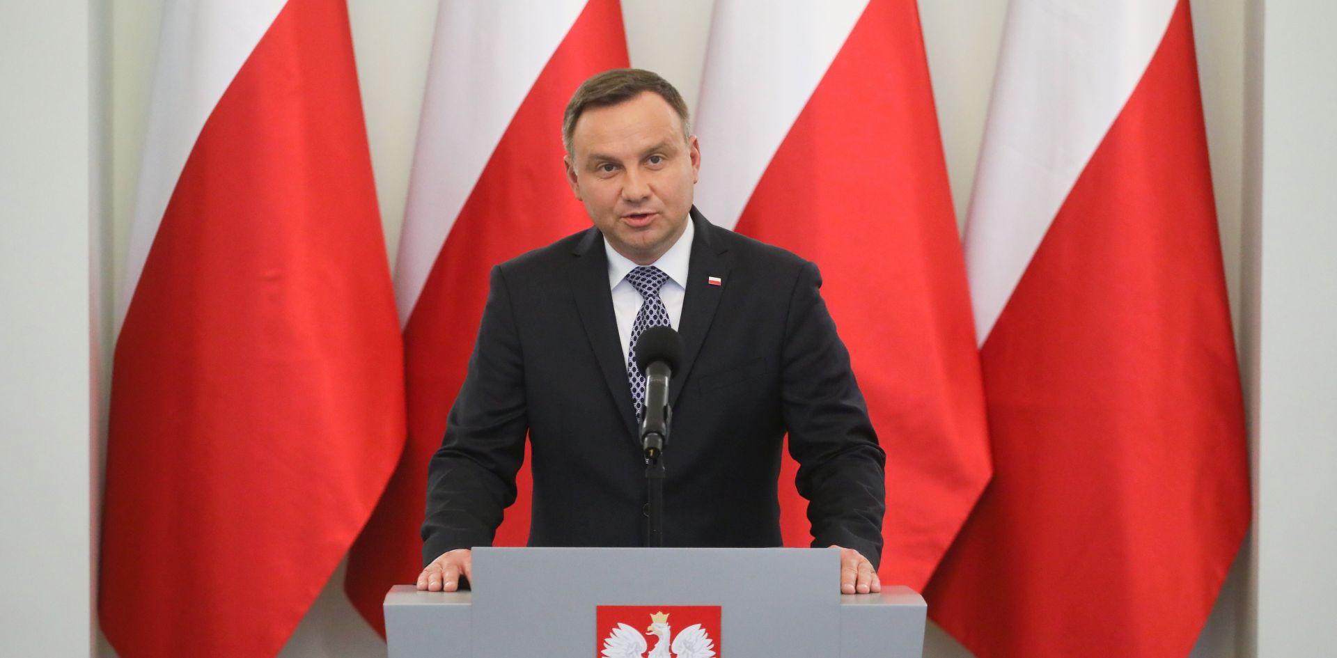 Duda pozvao Milanovića na stvaranje europskog zdravstvenog mehanizma