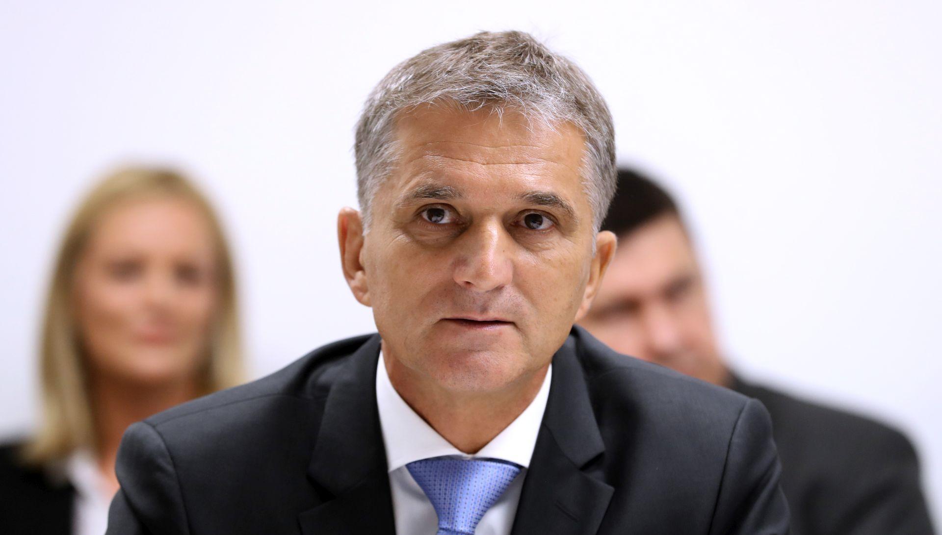 "GORAN MARIĆ ""Odgovornost za Agrokor je i na HNB-u i HANFA-i"""