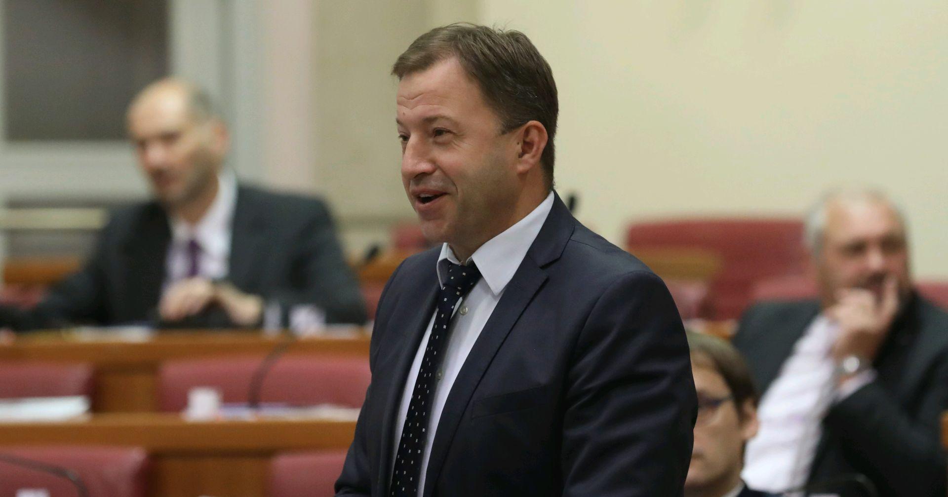Panenić prozvao Vladu zbog izvješća EK-a