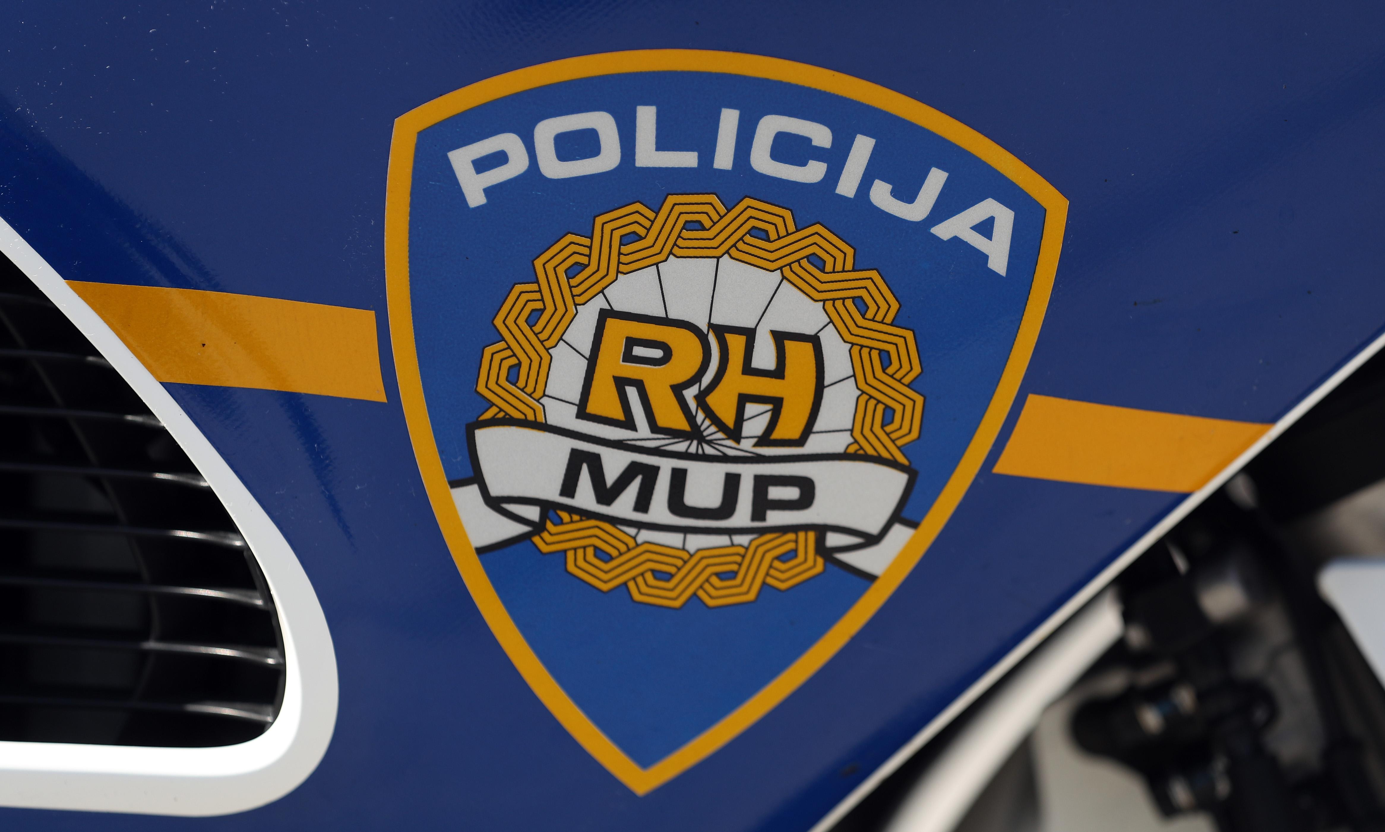 Šibenski Kaufland evakuiran je zbog obiteljskog nasilja