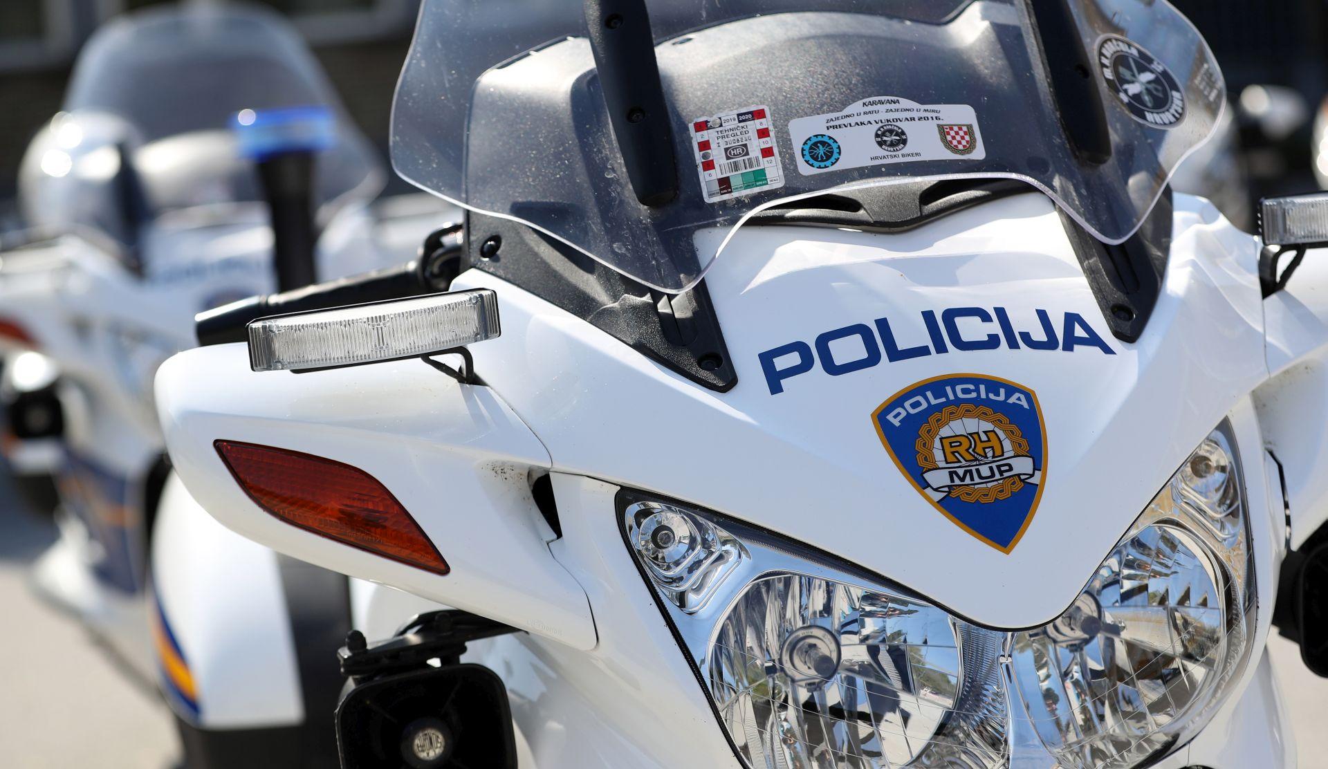 U Zaprešiću poginuo 27-godišnji motociklist