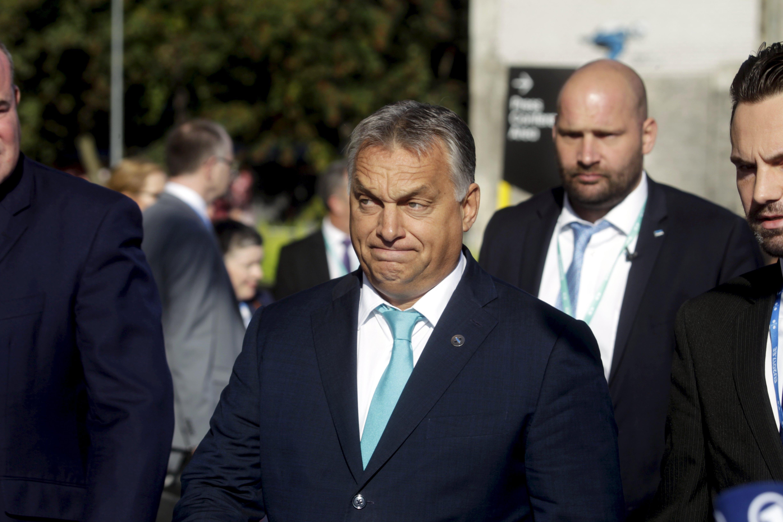 Orban odbacio prijetnju EU-a u vezi nevladinih organizacija kao 'smiješnu'