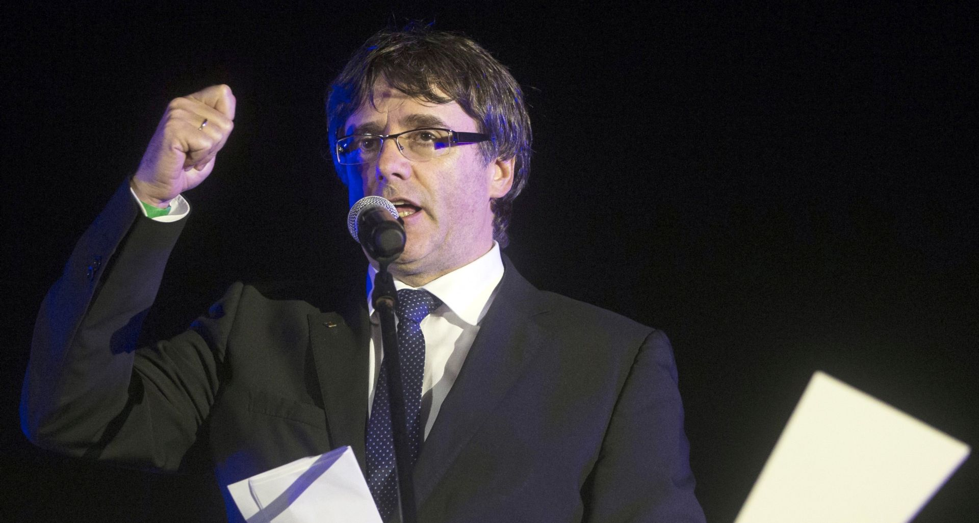 PREDSJEDNIK PUIGDEMONT: Katalonija će primijeniti zakon o referendumu