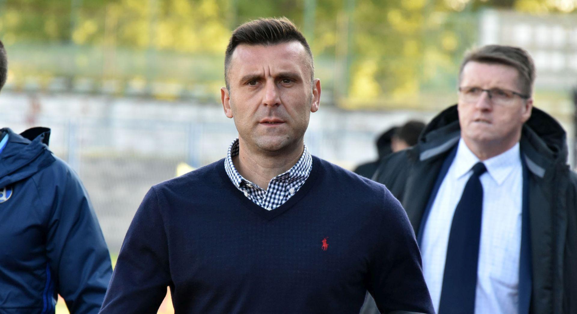 """CVITANOVIĆ UOČI HAJDUKA """"Jedva čekamo istrčati na Poljud"""""""
