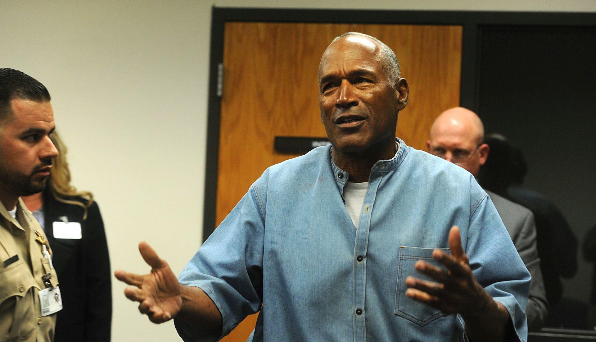 NEVADA: OJ Simpson pušten na uvjetnu slobodu