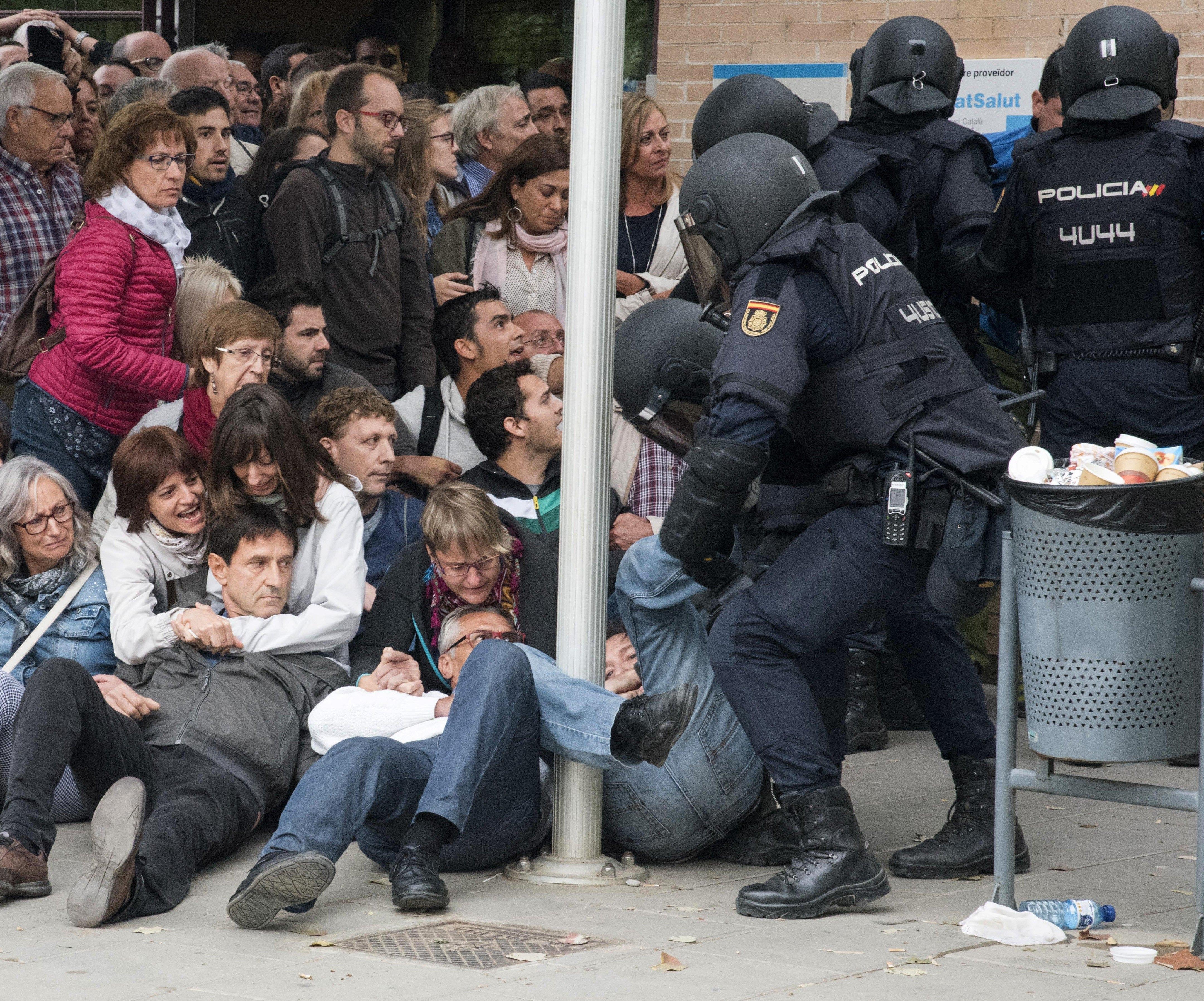UN poziva Madrid da istraži nasilje u Kataloniji