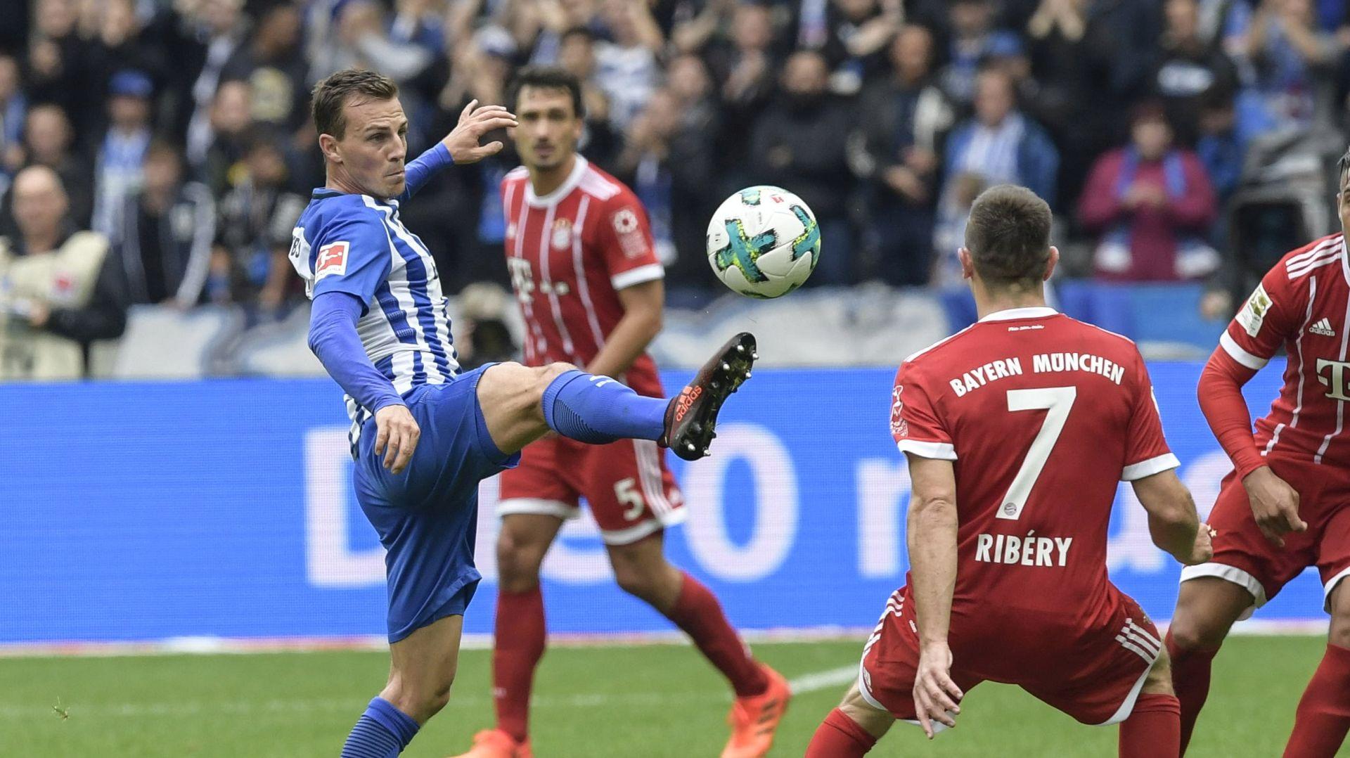 BUNDESLIGA Novi 'kiks' Bayerna, poraz Hoffenheima