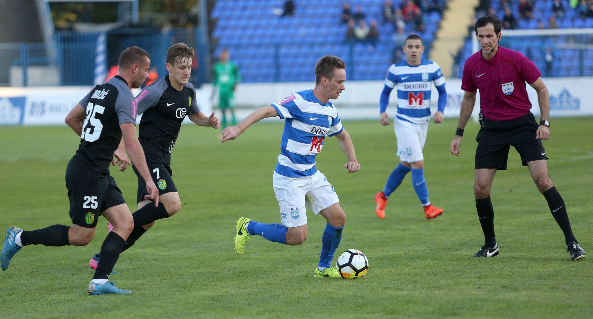 HNL Osijek i Cibalia podijelili bodove