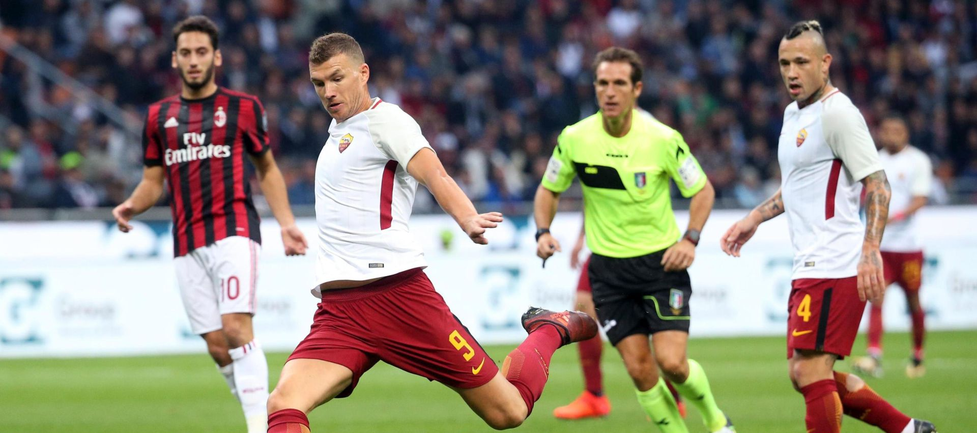 SERIE A Roma na San Siru slavila protiv Milana