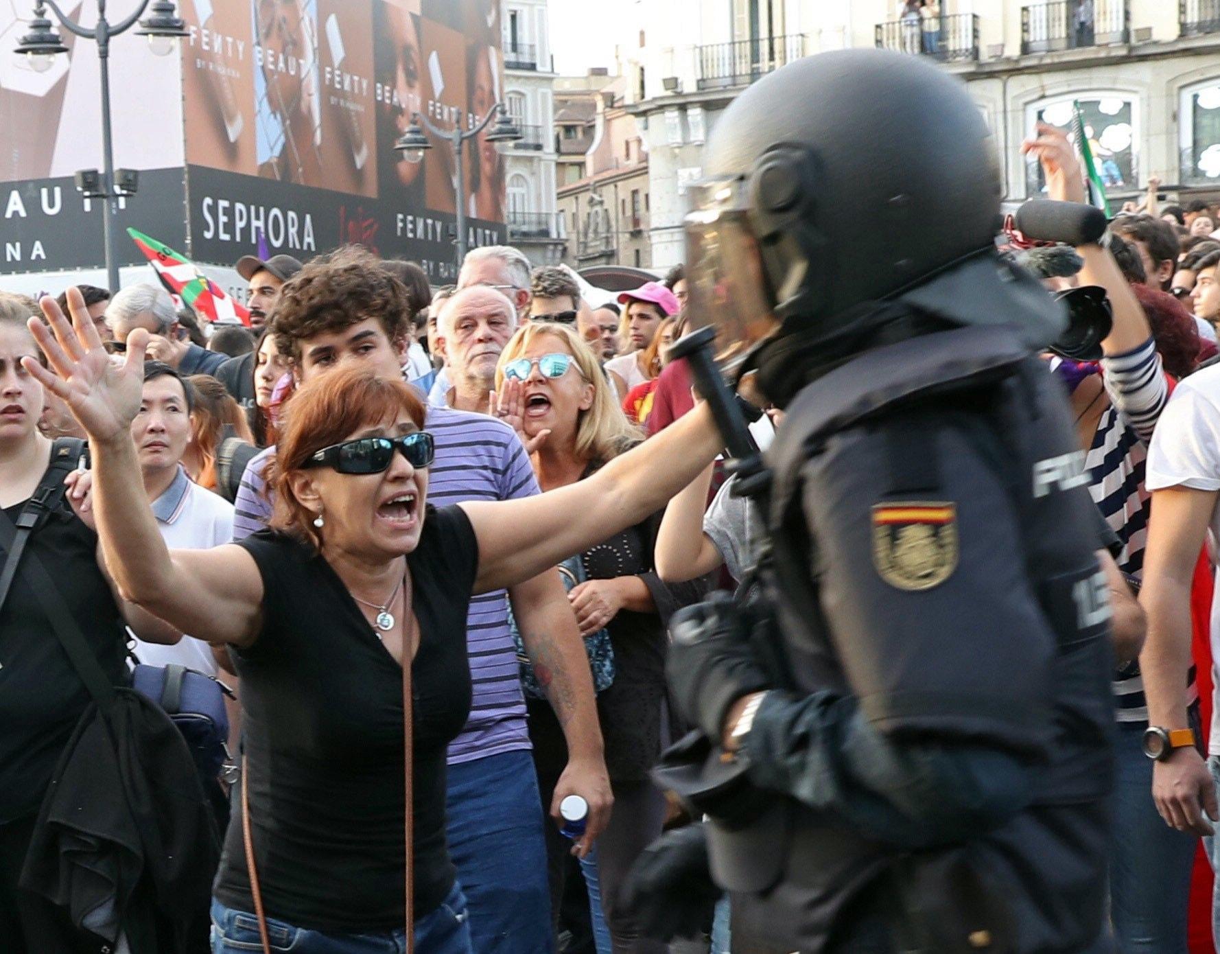 U Barceloni i dalje vlada šok nakon krvavog referenduma u Kataloniji