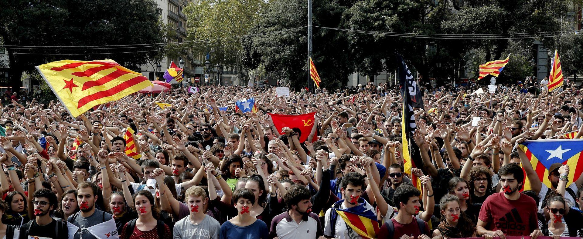 KATALONIJA Barcelona se sutra priključuje štrajku, zatvaraju se vrata kluba