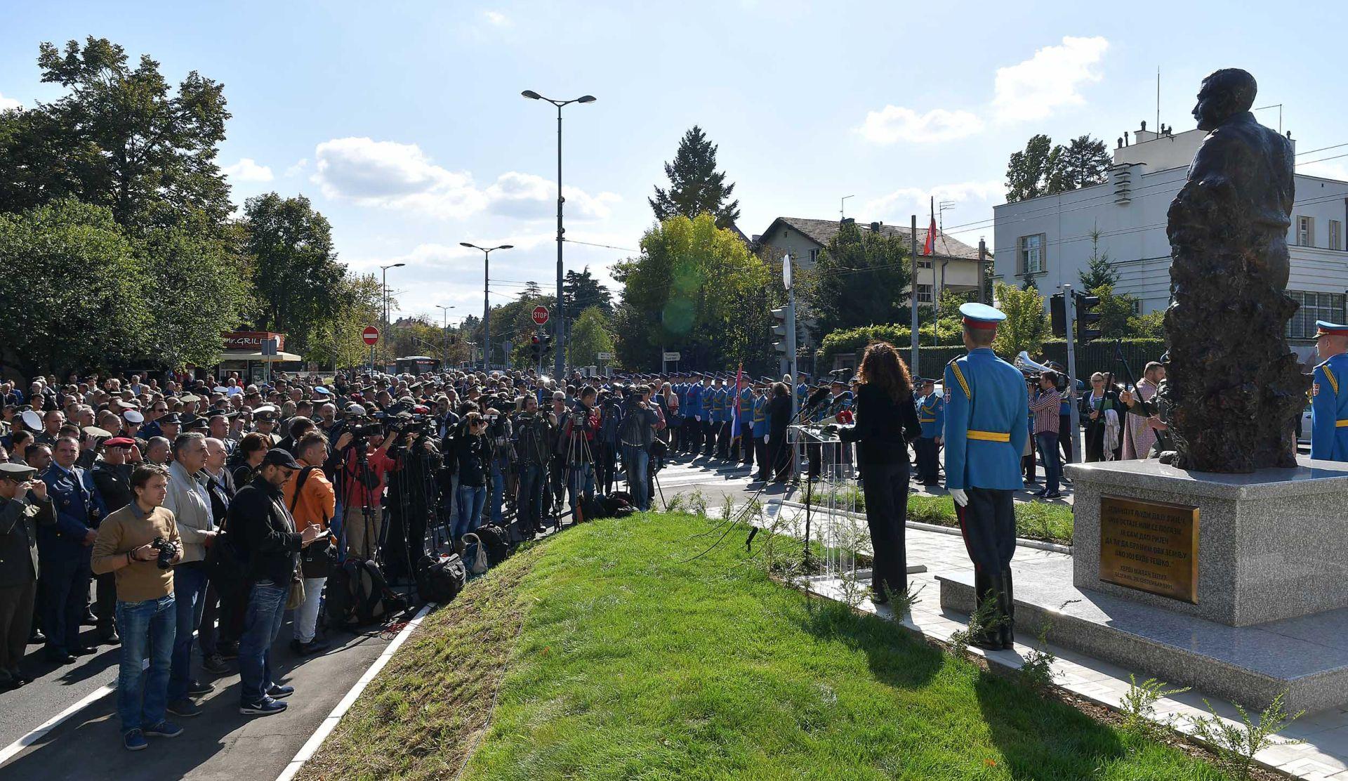 Srbija uputila prosvjed Hrvatskoj zbog stajališta o spomeniku majoru Tepiću