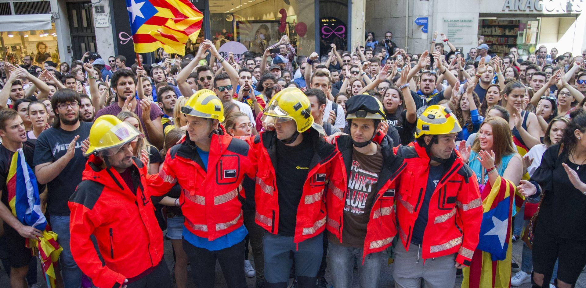Katalonija općim štrajkom brani svoja prava