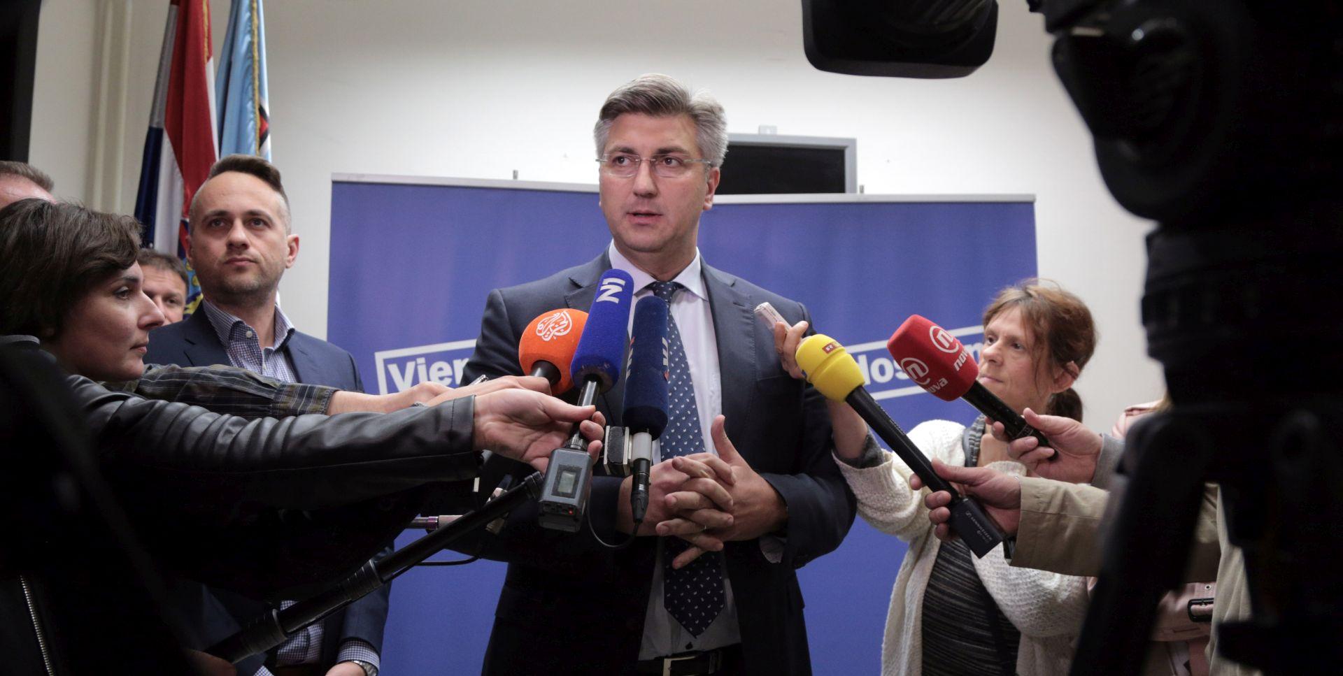 PLENKOVIĆ 'Nikakav građanski rat, branitelji su Hrvatsku obranili od agresije'