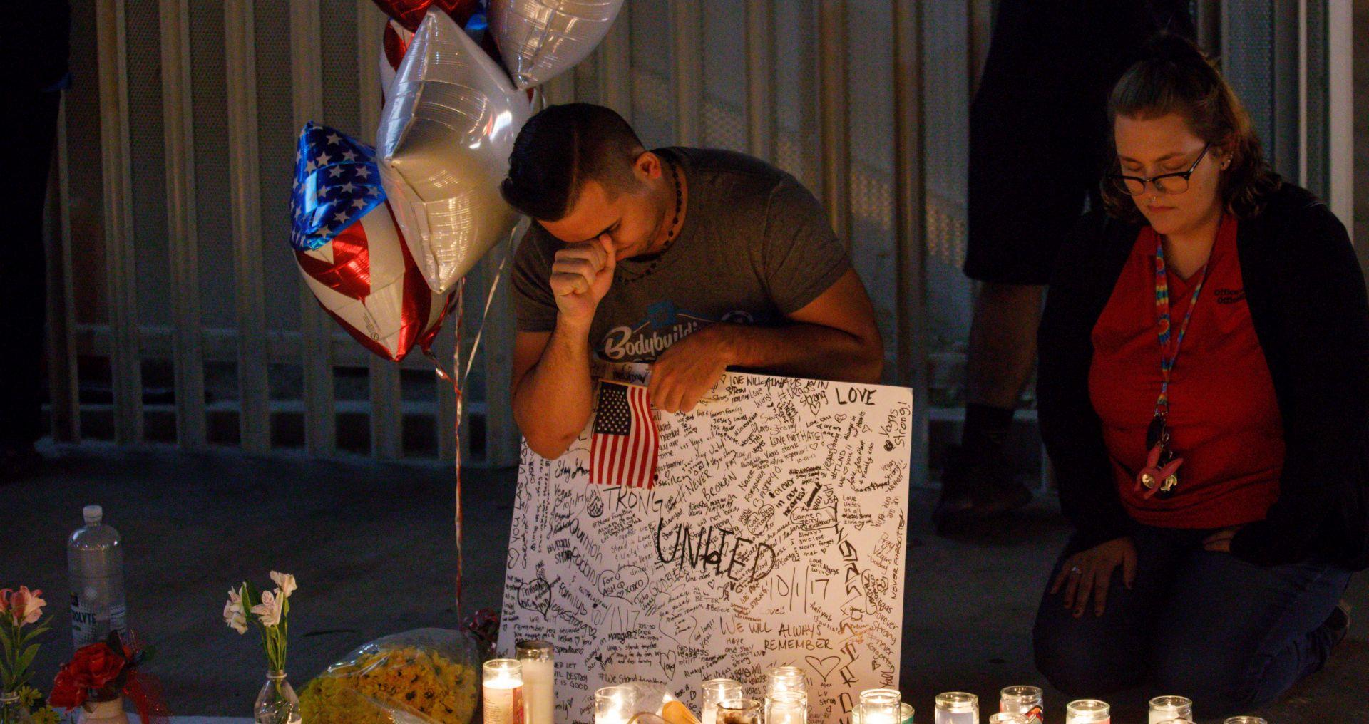 PREDSJEDNIK TRUMP: Ubojica iz Las Vegasa bio je bolesnik, luđak, istražujemo ga jako ozbiljno…