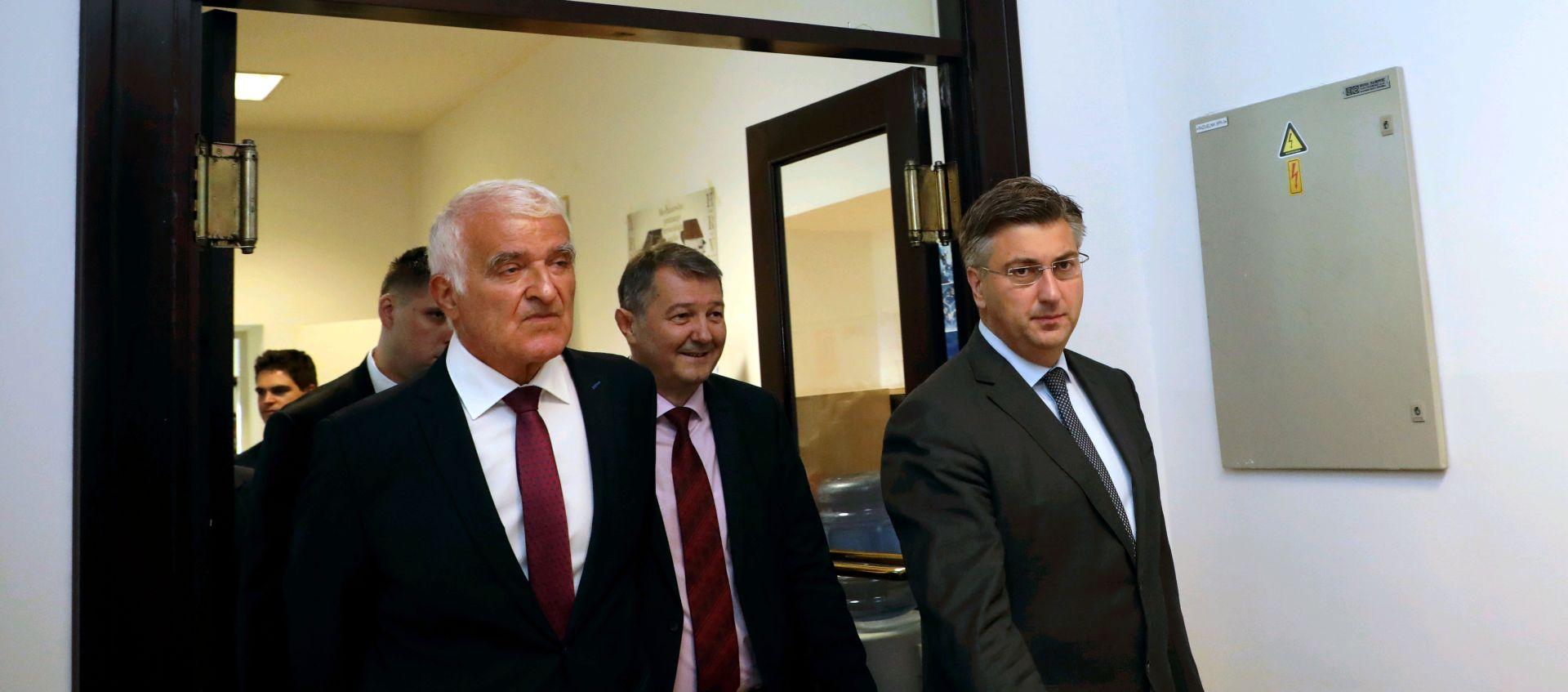 """KUSIĆ 'U četvrtak sjednica Vijeća za suočavanje s prošlošću"""""""