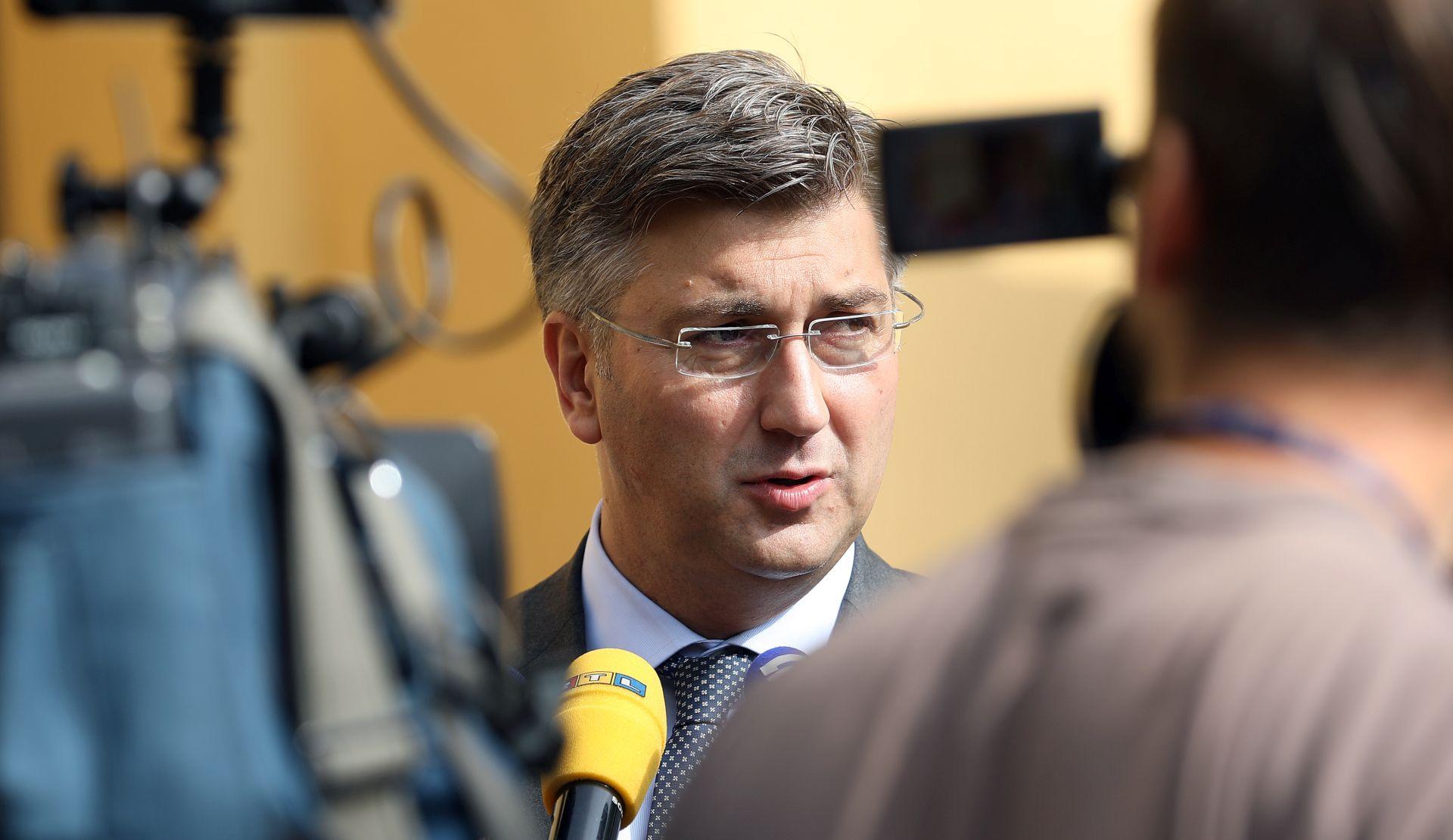 """THE ECONOMIST """"Plenković bi mogao sazvati ranije izbore"""""""