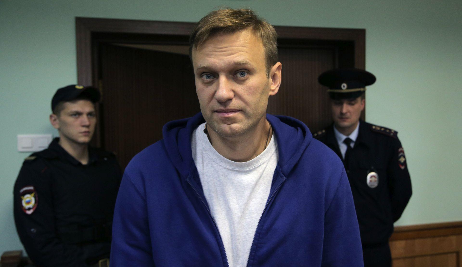 Ruski sud odbacio žalbu Alekseja Navaljnog