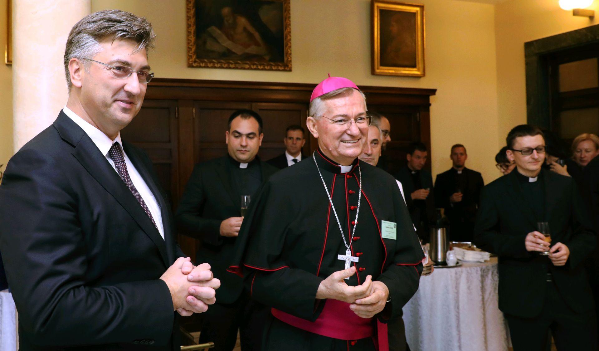 Nadbiskup Barišić: 'Isplati se biti strpljiv i čekati kanonizaciju Stepinca'