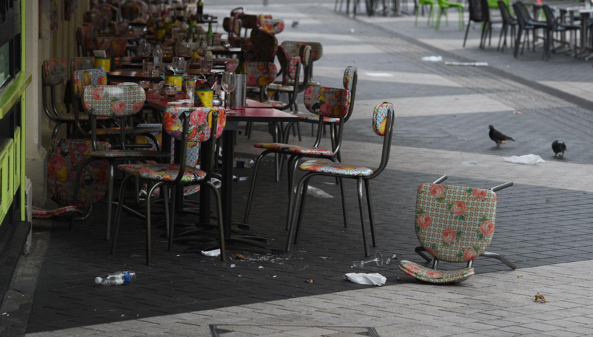 ZASADA ISKLJUČUJU TERORIZAM U Londonu uhićen muškarac nakon nesreće s 11 ranjenih