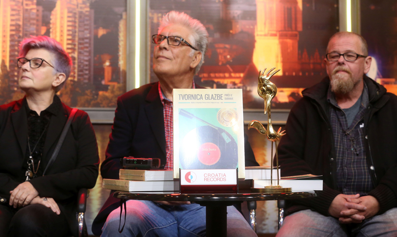 Predstavljena knjiga 'Tvornica glazbe: Priče iz Dubrave'