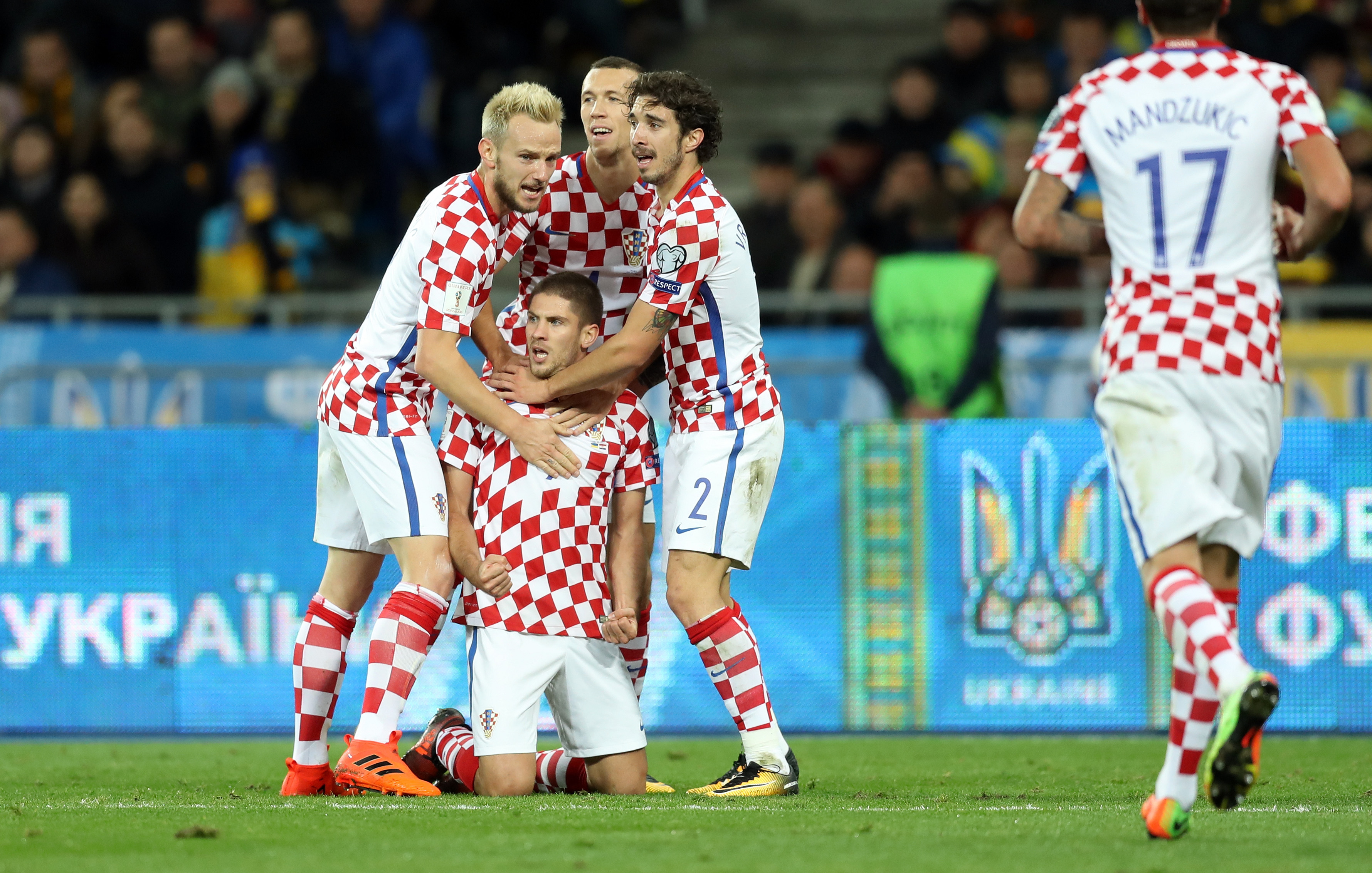 DAN 'D' ZA HRVATSKI NOGOMET Kramarić s dva gola slomio Ukrajinu (0:2)