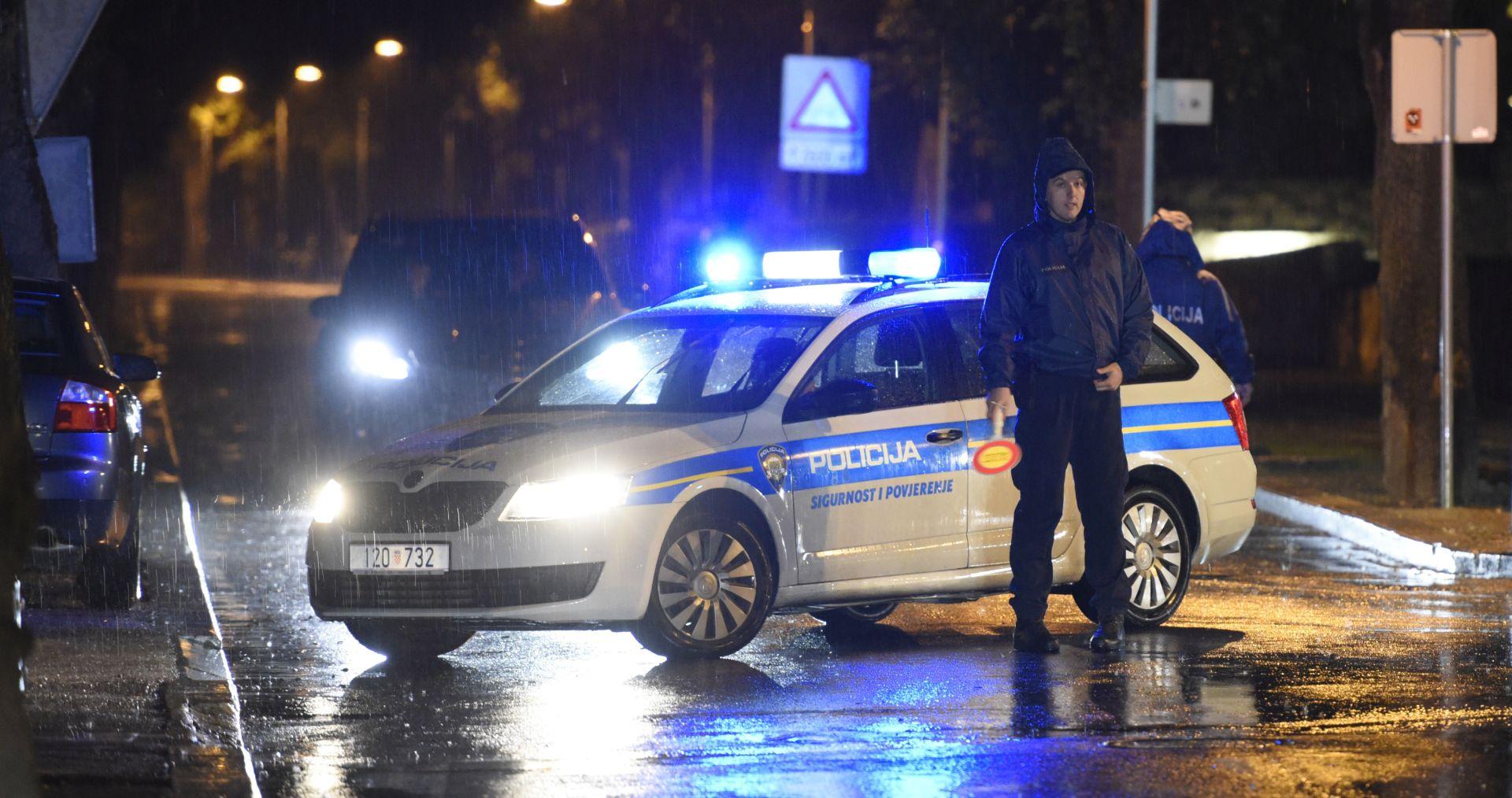 Dijete poginulo u sudaru automobila i kamiona kod Osijeka