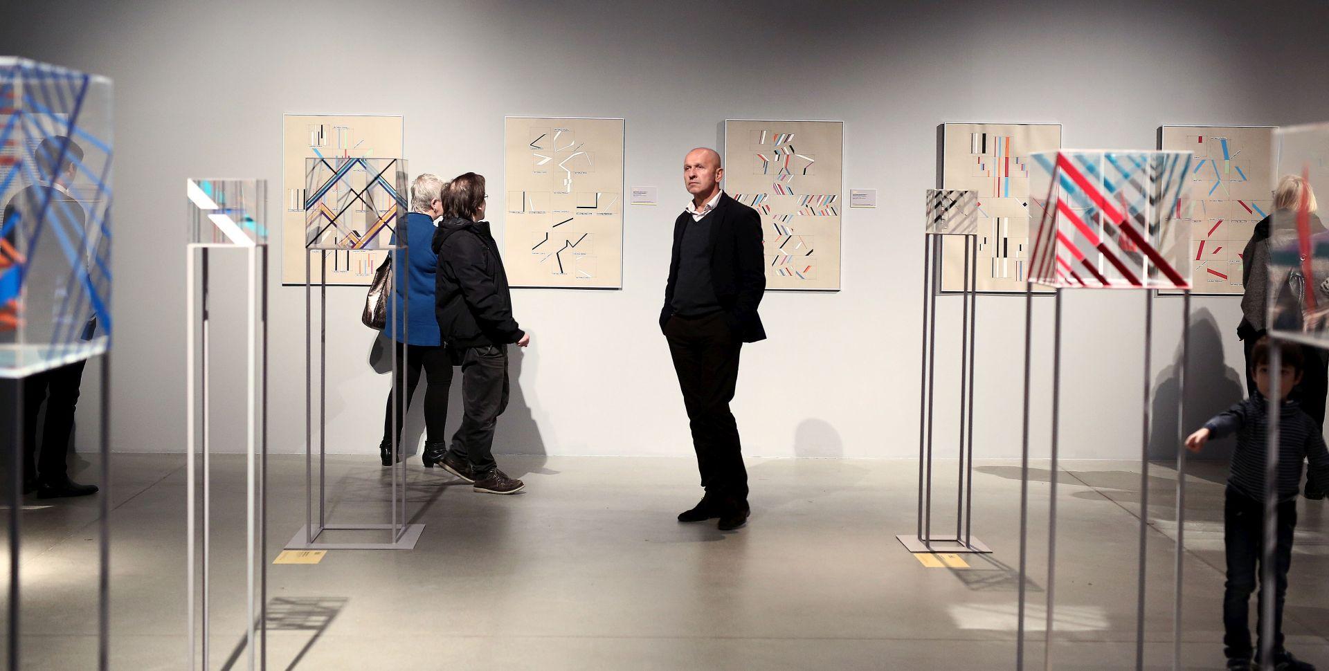 Otvorena velika retrospektiva Vjenceslava Richtera u MSU