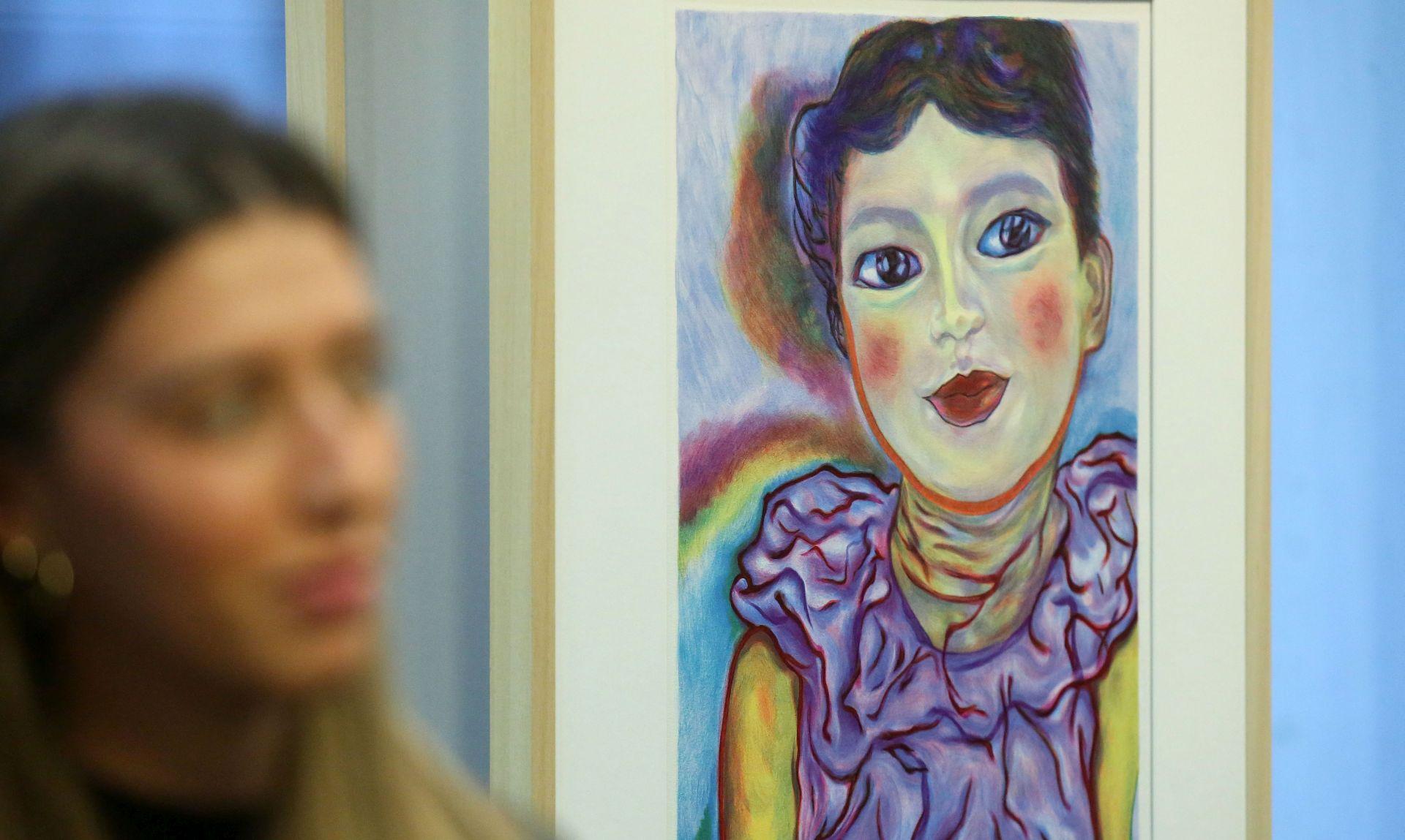 """Otvorena izložba """"Magija litografije"""" japanske umjetnice Teruyo Sato"""