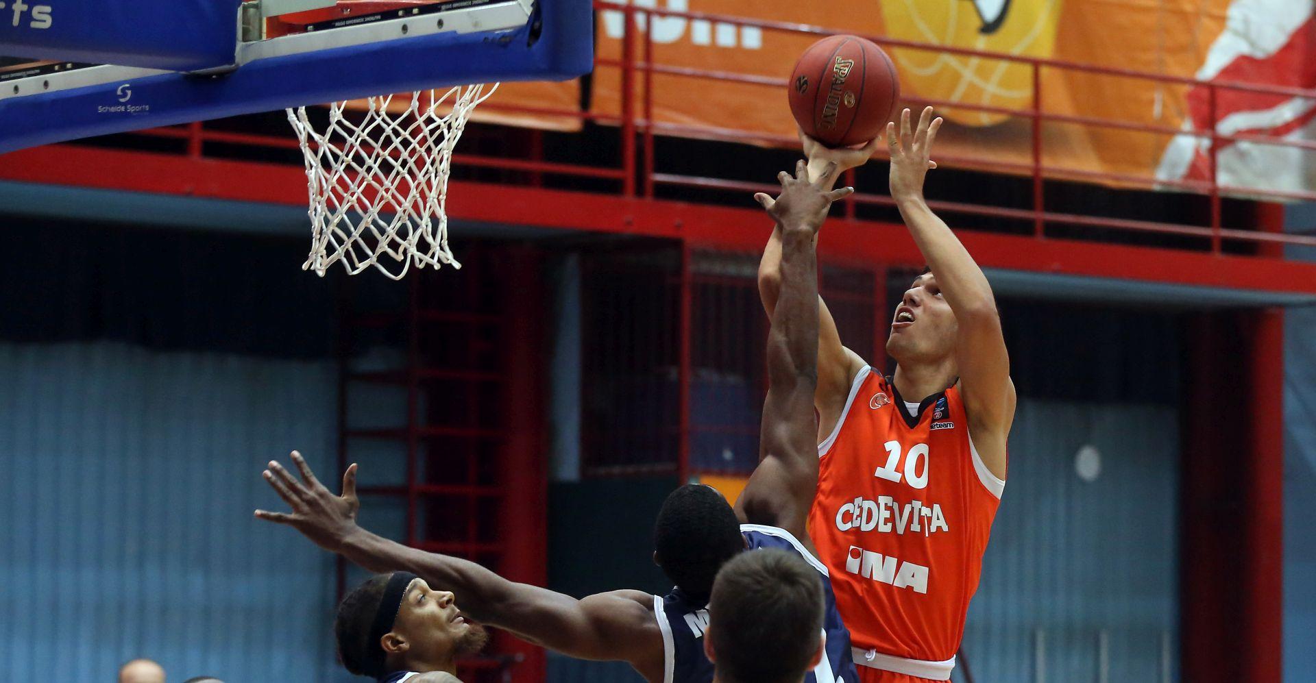 ABA: Cedevita uvjerljiva protiv Olimpije