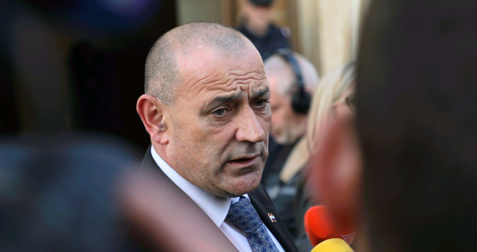 """""""U medijima kruže neistine i insinuacije o ministru hrvatskih branitelja"""""""