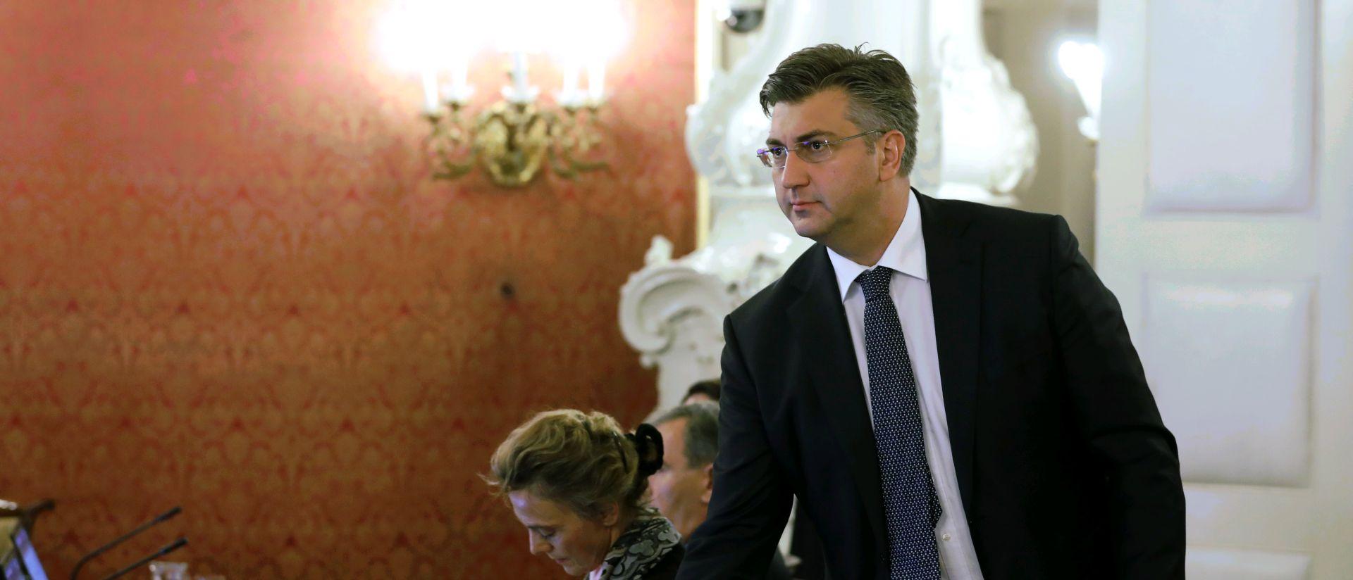 Plenković će voditi novo povjerenstvo za strategiju obrazovanja