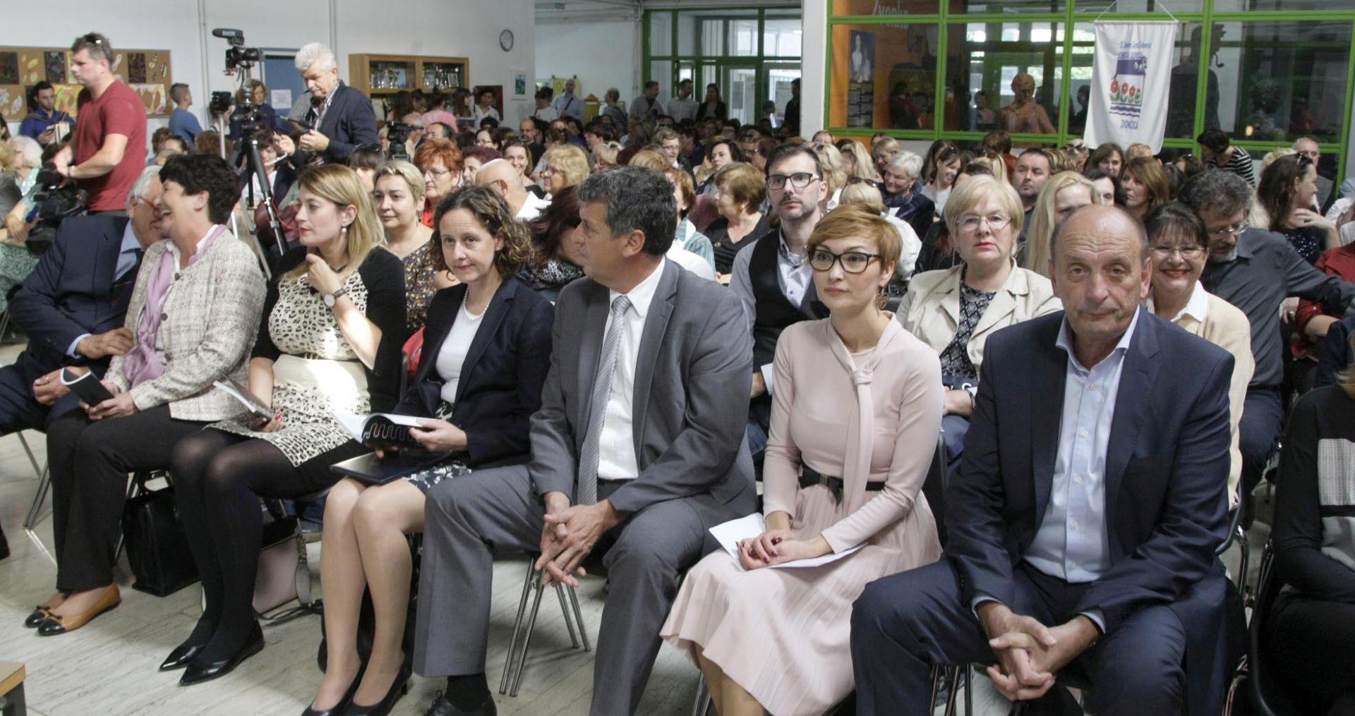 Otvoren Mjesec hrvatske knjige 2017.
