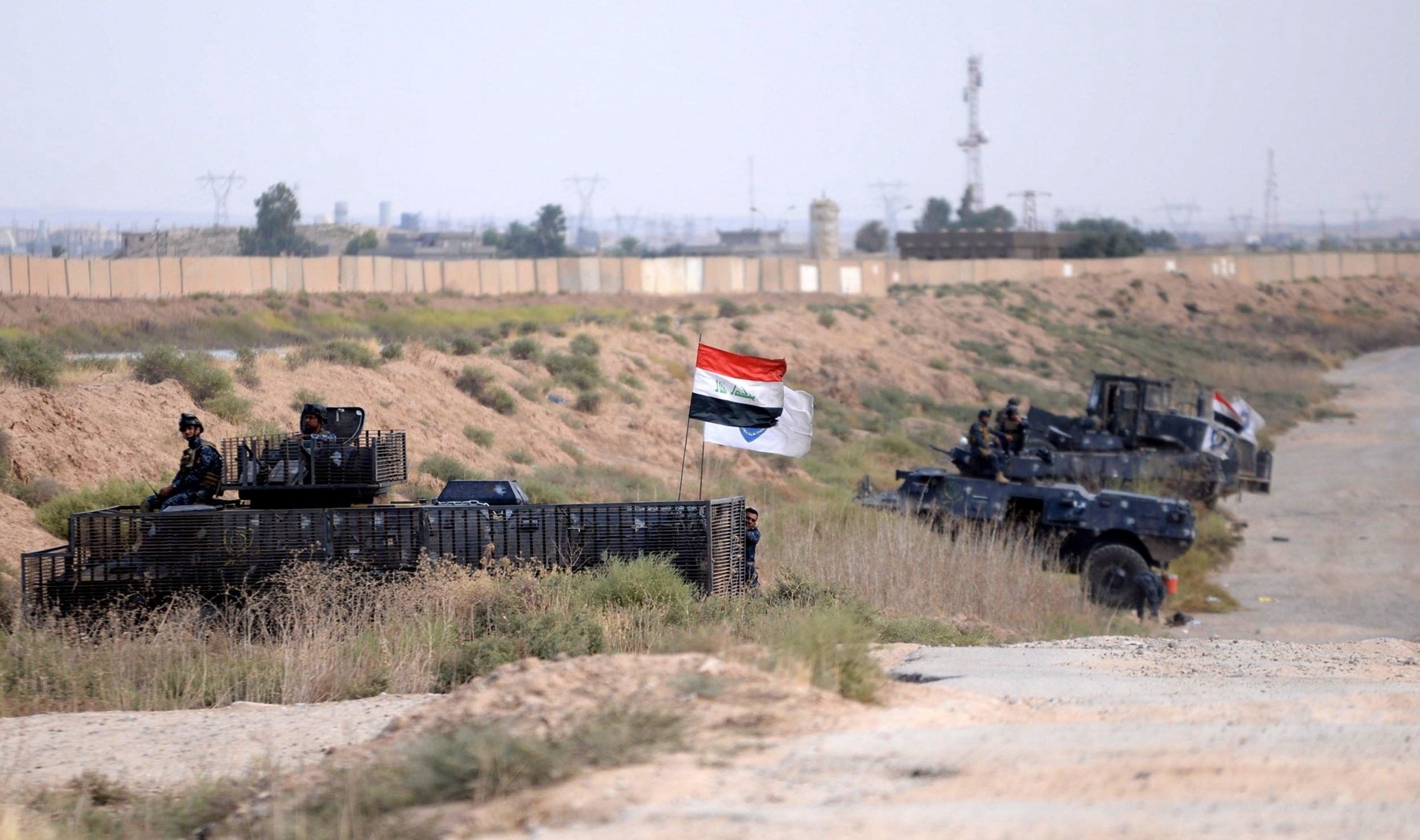 Iračke snage preuzimaju kontrolu u regiji Kirkuka
